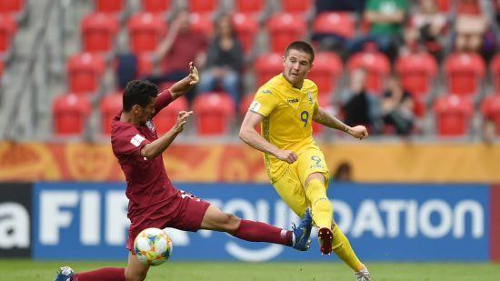 Збірна України здобула другу перемогу на Чемпіонаті світу та вийшла до плей-оф