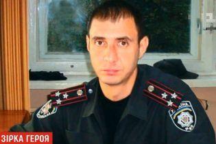 Полковник Нацгвардии посмертно стал Героем Украины