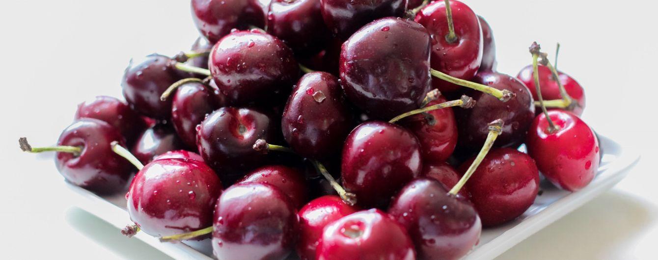 Цього року в Україні обіцяють рекордний врожай черешні