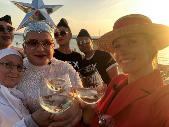 """""""Вєрка - зірка """"Євробачення"""": Осадча про те, як зустрічали Сердючку в Тель-Авіві"""