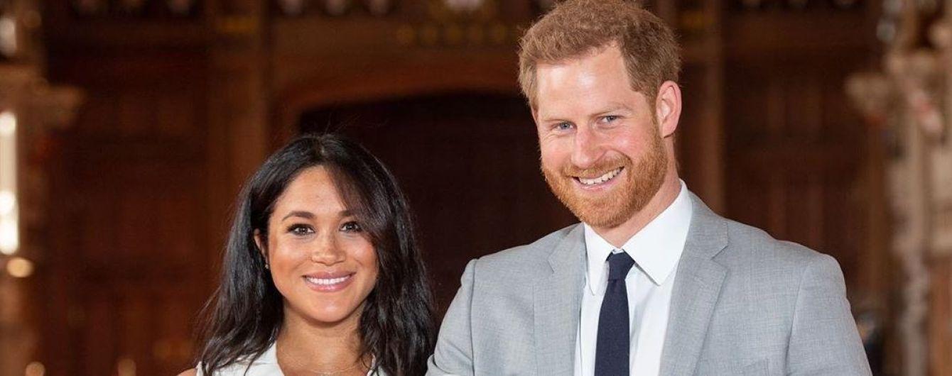 Няня первенца Меган и принца Гарри уволилась после двух недель работы - СМИ