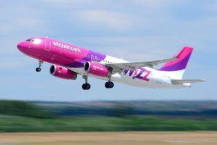 Лоукост Wizz Air відтермінував початок польотів з Києва до Лейпцига