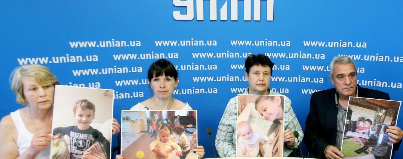 Президентский самолет вылетает в Грузию за 10 детьми арестованной украинки