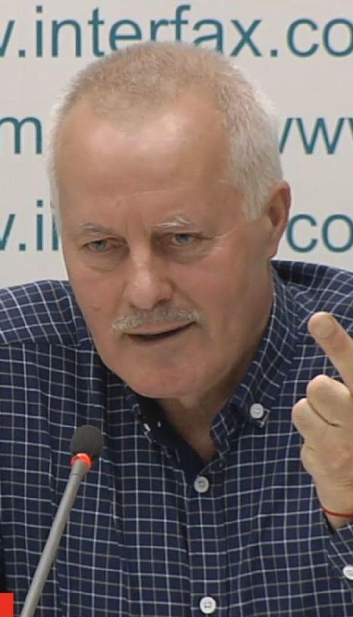 Замана считает заказчиками своего уголовного преследования Порошенко и Турчинова