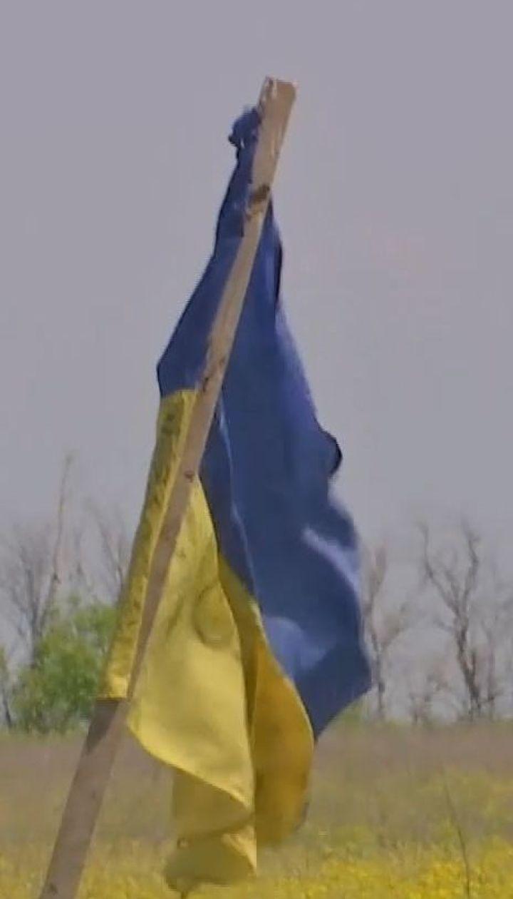 Сводка ООС: один украинский военный получил ранения