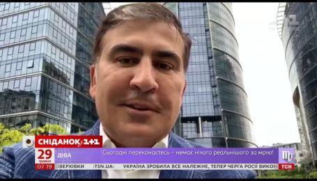Сногсшибательный камбэк: как Саакашвили потерял и снова получил украинское гражданство