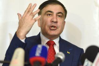 Саакашвили отказался возглавить партию УДАР. Кличко уже отреагировал