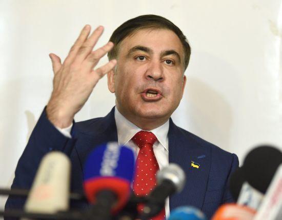 Саакашвілі відмовився очолити партію УДАР. Кличко вже відреагував