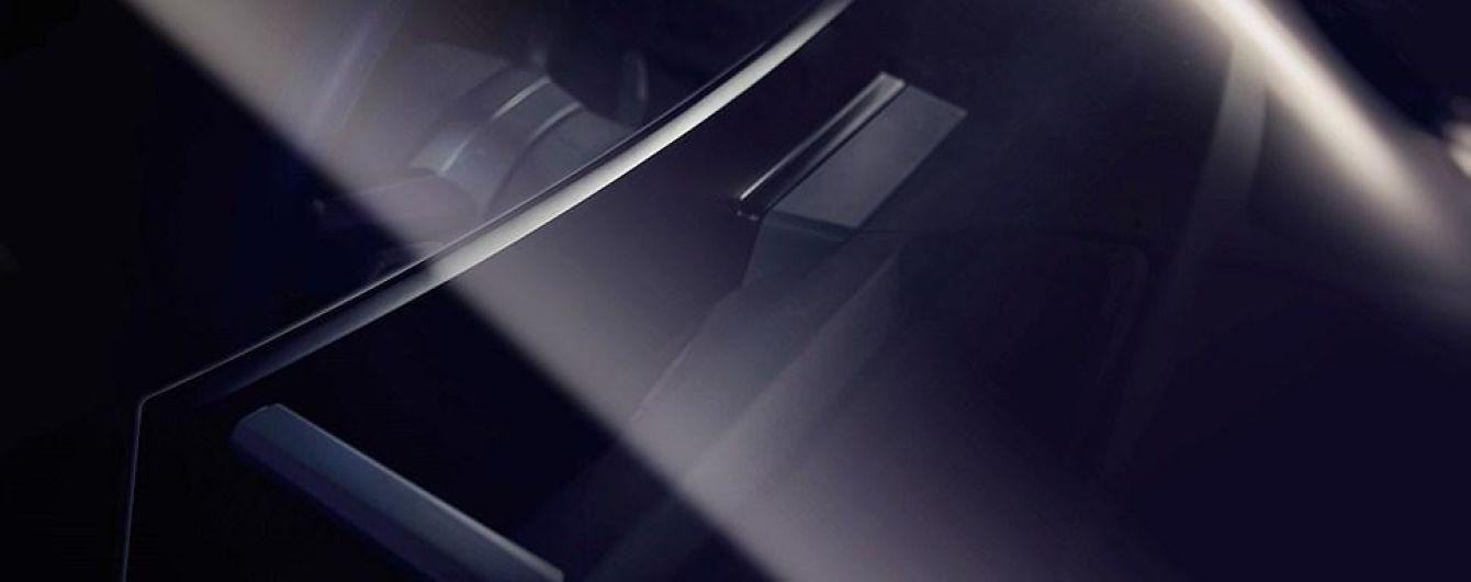 Электрический кроссовер BMW iNext получит огромный дисплей