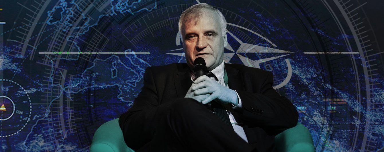 НАТО не може називати Росію своїм партнером