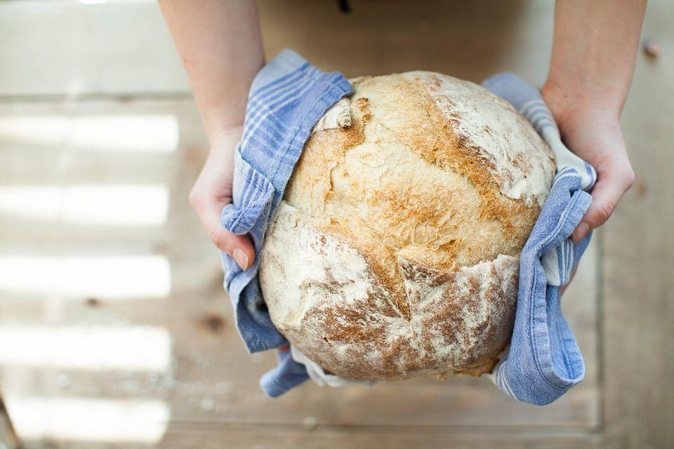 Хліб, випічка