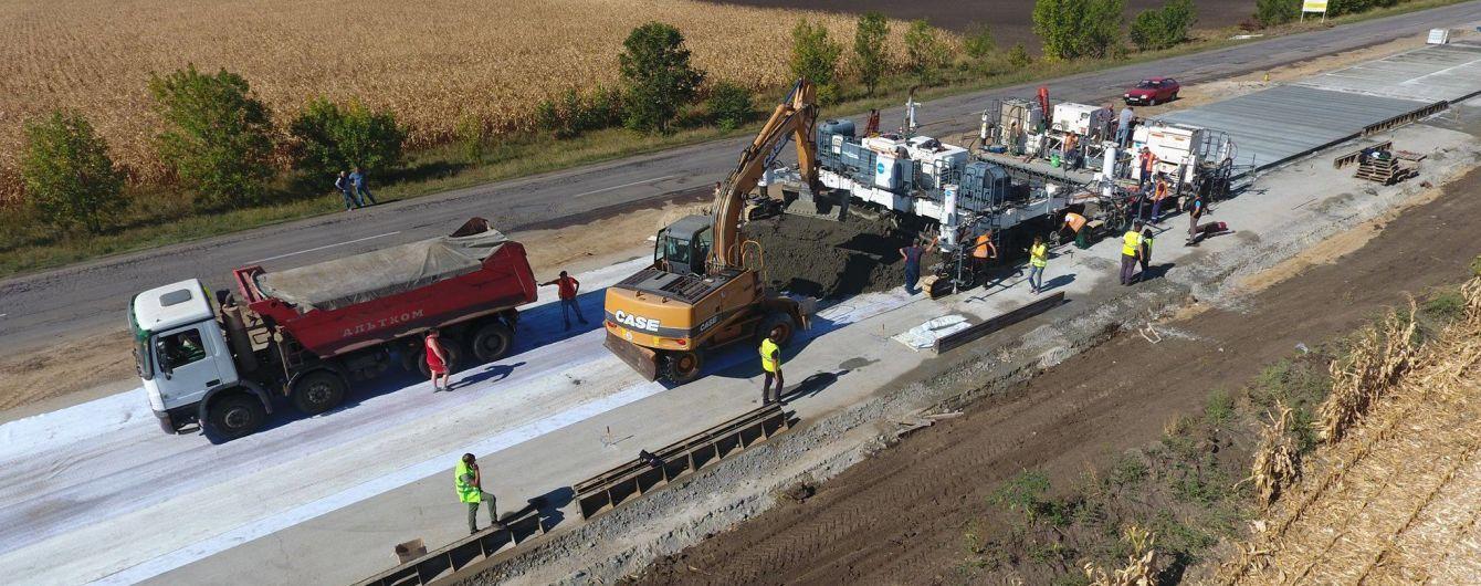 Возведение трассы Одесса-Херсон из бетона окончательно утвердили