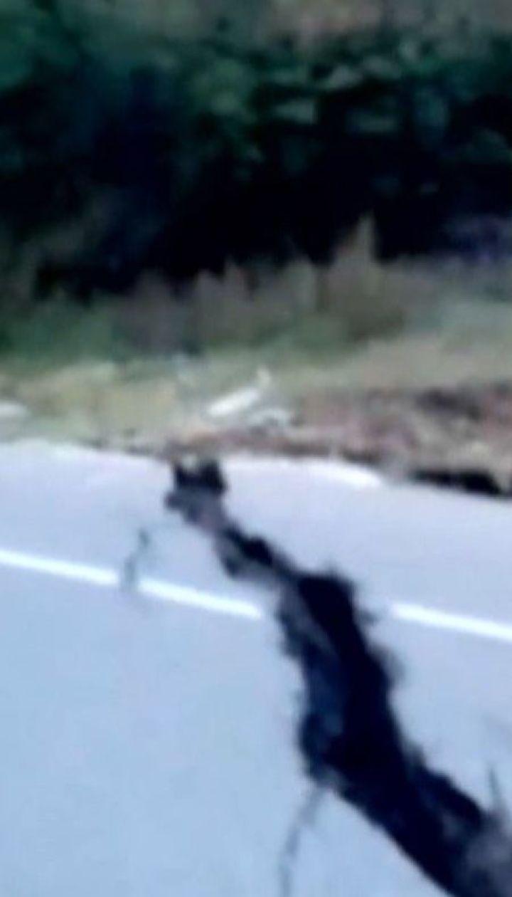 Разрушительная стихия: Перу всколыхнуло сильное землетрясение