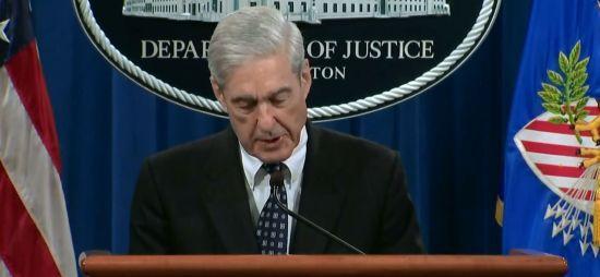 Спецпрокурор Мюллер оголосив про свою відставку і наостанок знову звинуватив Росію у втручанні у вибори