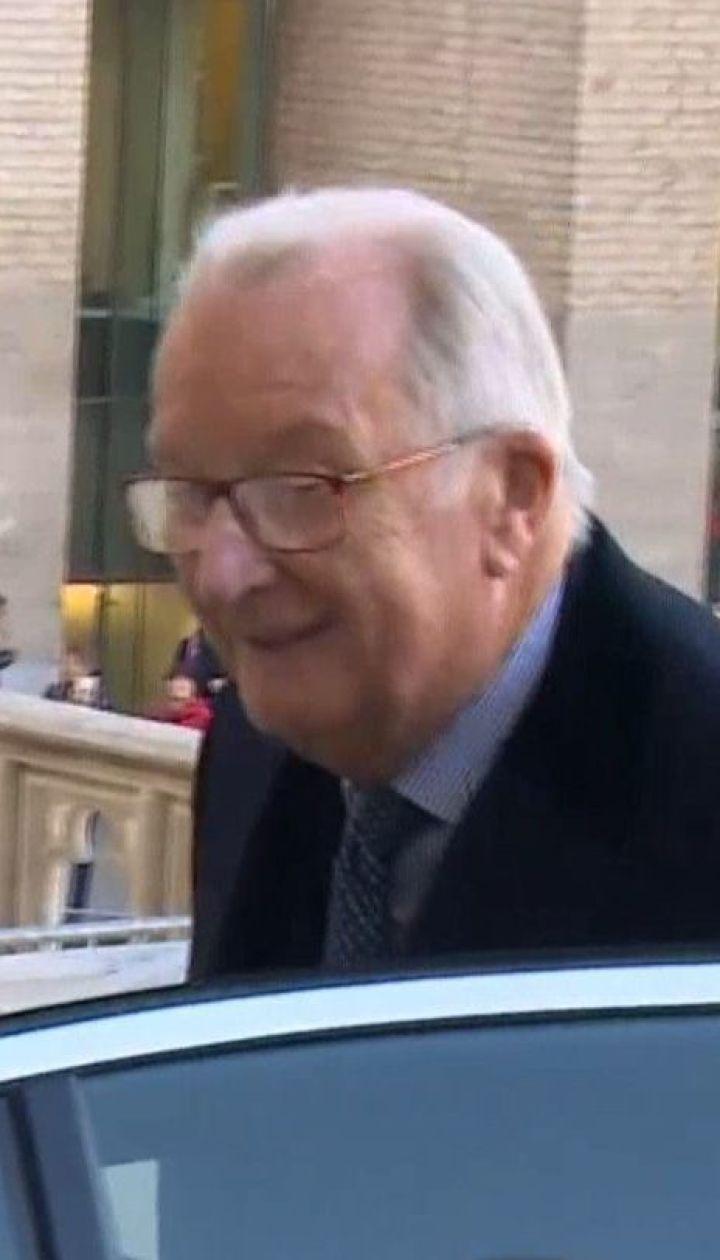 Бывший король Бельгии сдал ДНК-тест, чтобы ежедневно не платить 5 тысяч евро штрафа