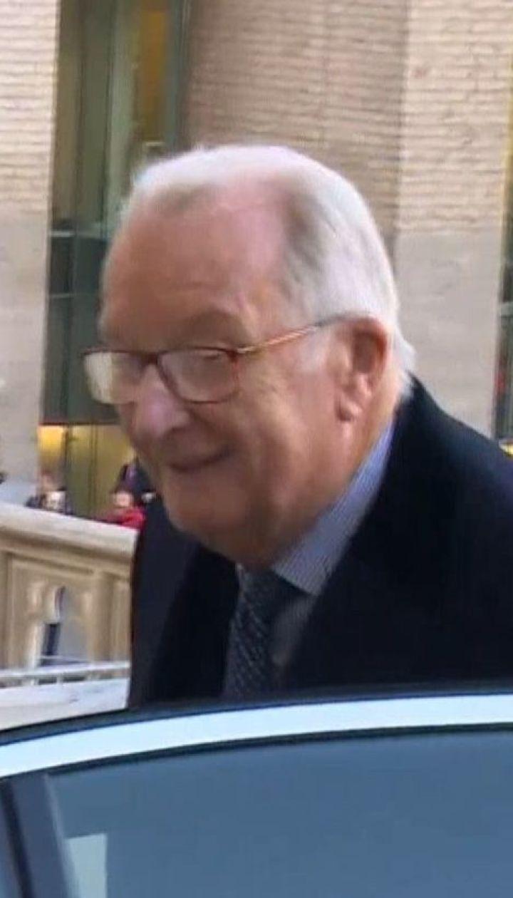 Колишній король Бельгії здав ДНК-тест, аби щоденно не платити 5 тисяч євро штрафу