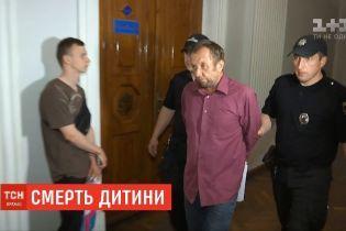 Скандальне вбивство 5-річної дівчинки на Житомирщині: на суді батько зізнався у злочині