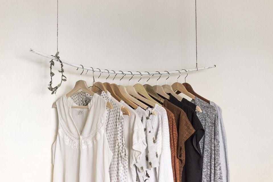 Одяг, гардероб