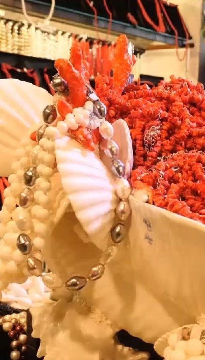 Мій путівник. Сардинія – місто рідкісних червоних коралів і квітів у повітрі