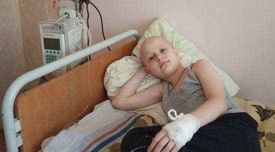 Допоможіть Владу здолати другий рецидив раку крові