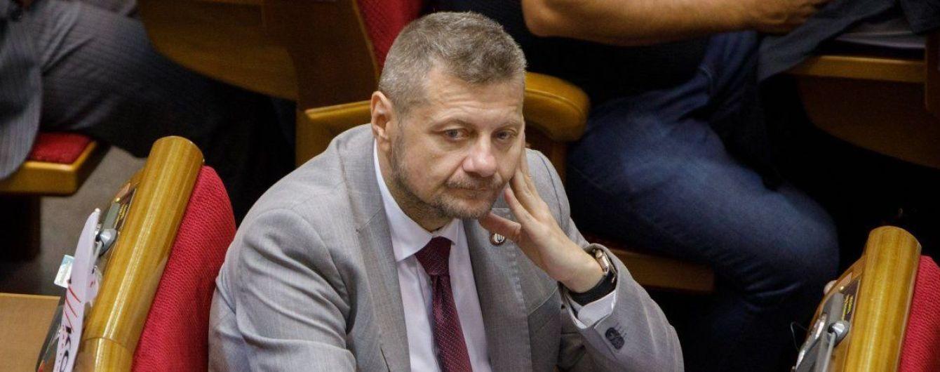 Нардеп Мосийчук снял свою кандидатуру с выборов на 94 округе и призвал голосовать за Дубинского