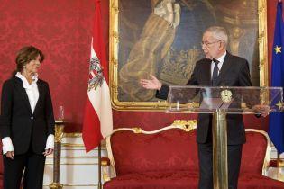 """""""Російський"""" скандал в Австрії. Президент країни призначив тимчасового канцлера"""