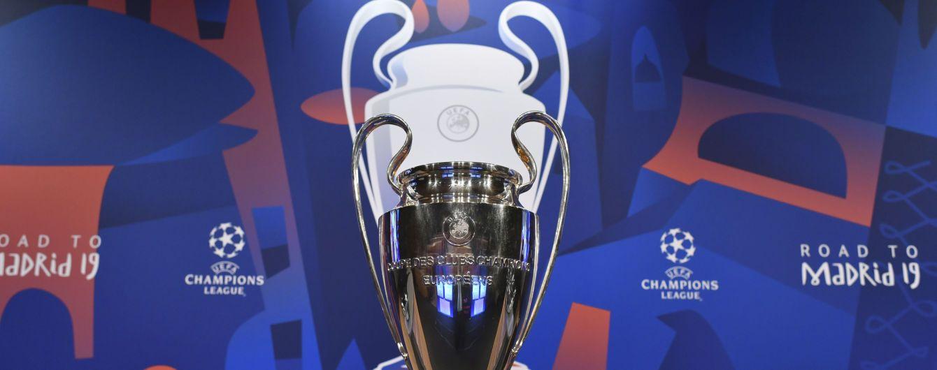 Футбольні єврокубки-2019/20 можуть дограти в оновленому форматі