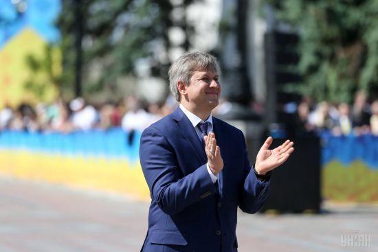 """""""Это явно была шутка"""": Данилюк объяснил предложение Виндману возглавить Минобороны Украины"""