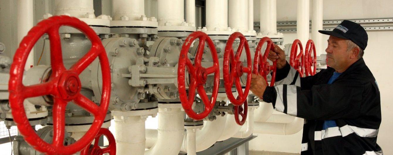 Україна активно закачує газ у сховища: вже накопичено 12,05 млрд кубометрів природного газу