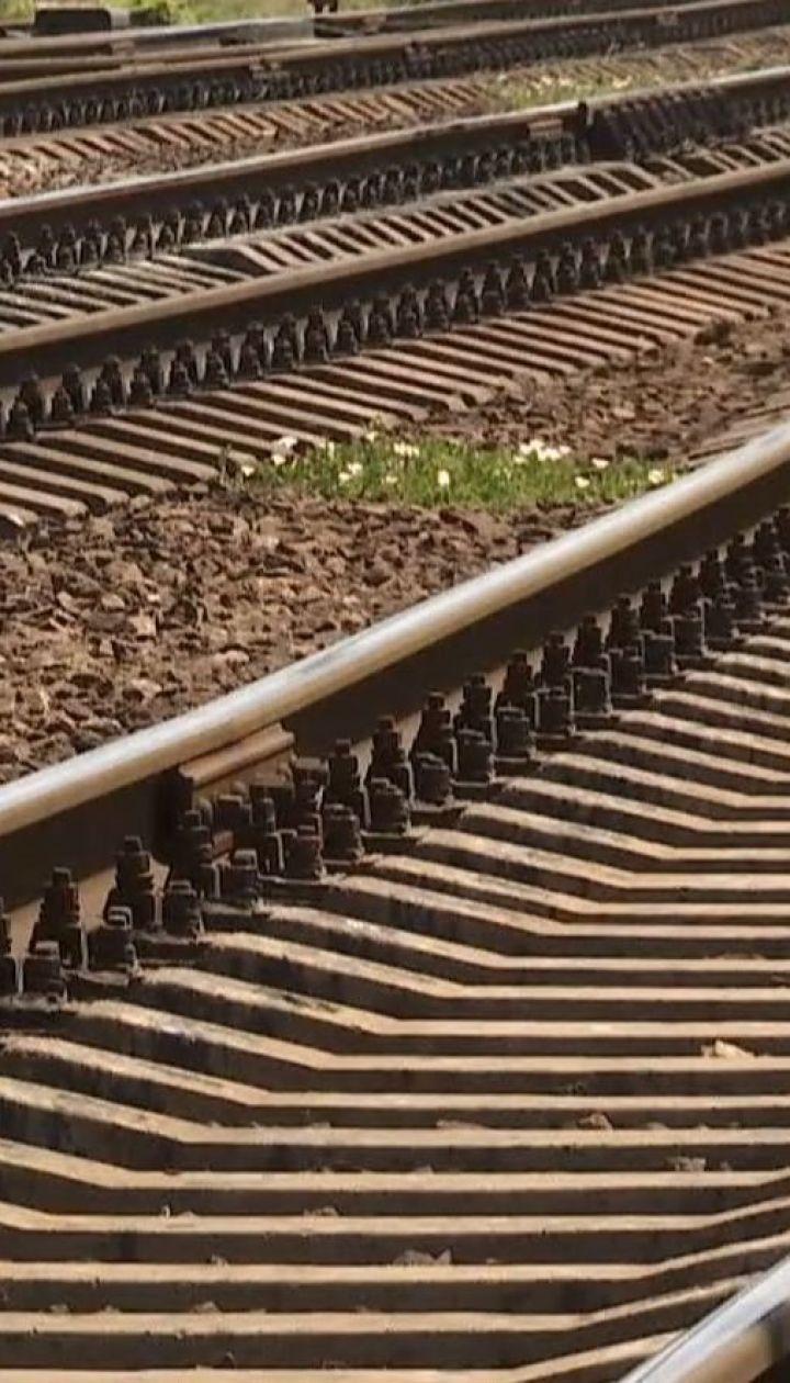 Рух потягів припинили у Кропивницькому, аби звести автомобільний тунель