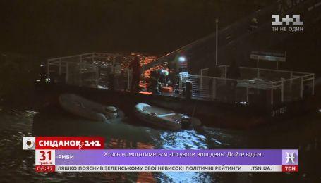 В центре Будапешта утонул катер с южнокорейскими туристами