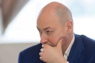 Гордон став головою штабу партії Смешка