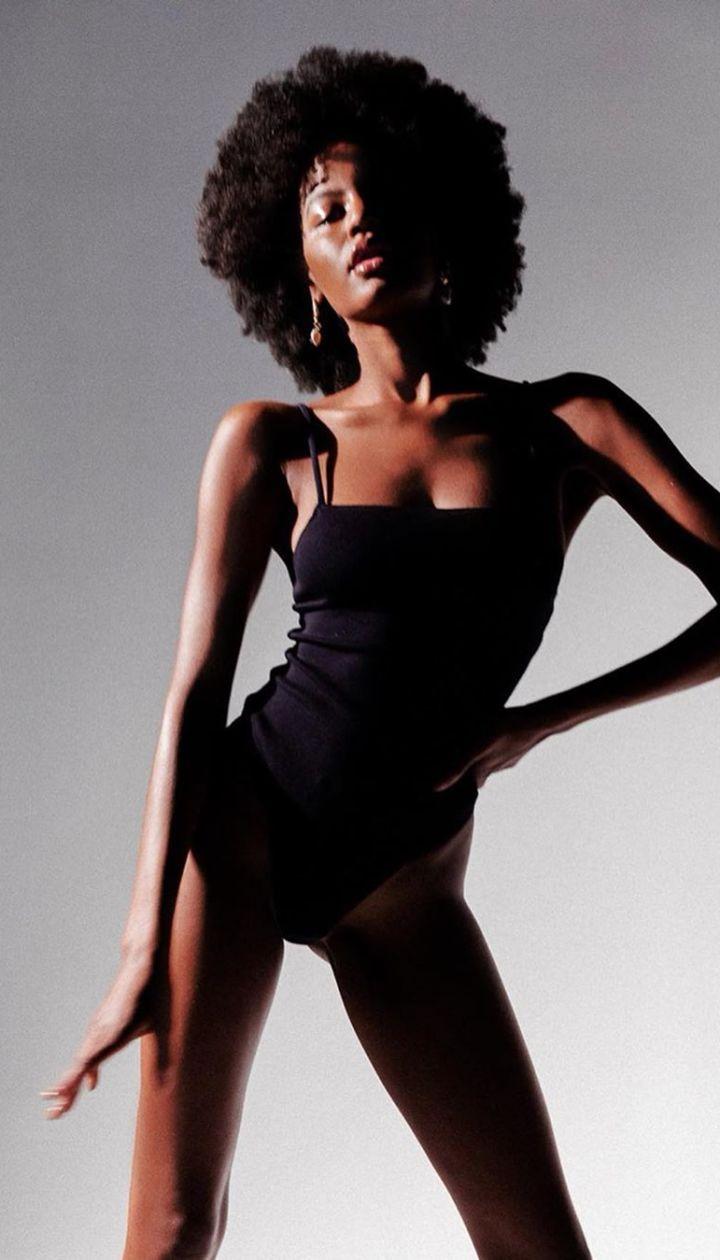 Фотопроект о черном боди