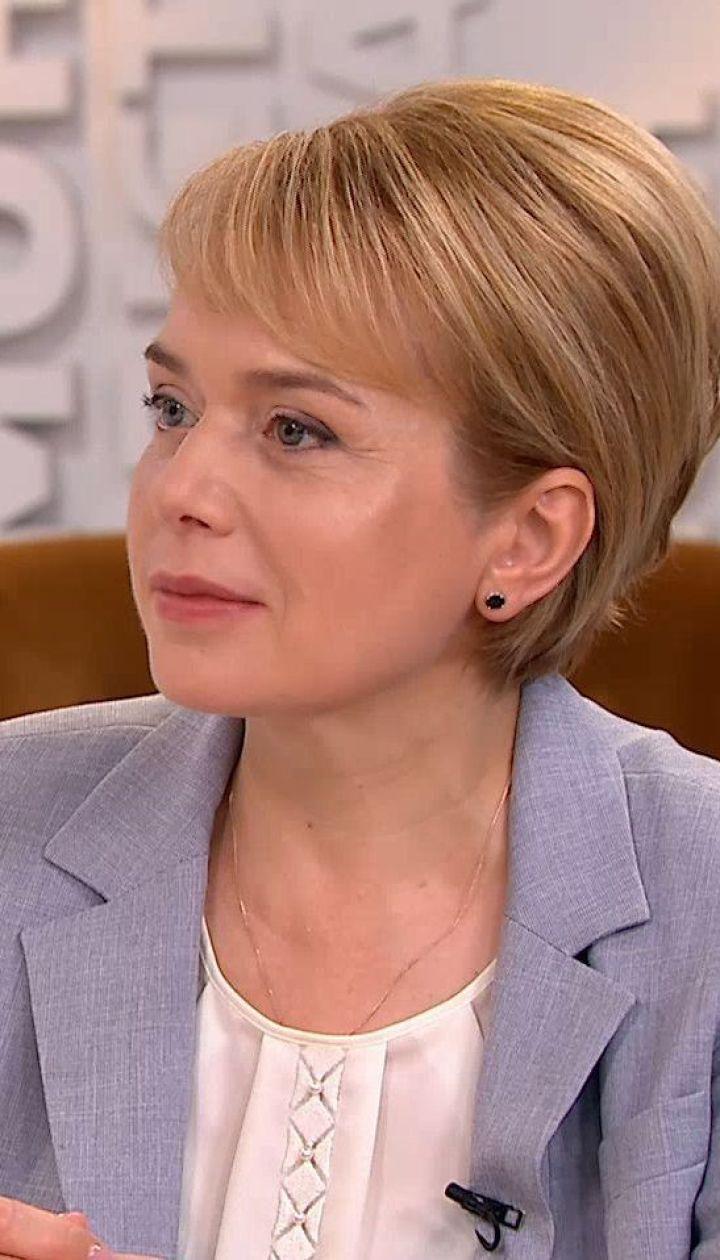 Лилия Гриневич о благодарности учителям и новациях в новом образовательном законопроекте