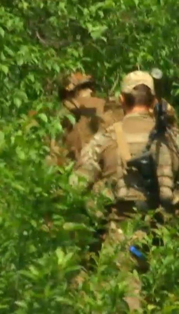 Бойовики 8 разів порушували режим тиші – штаб ООС