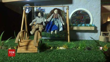Уникальный кукольный домик создала мастерица из Николаевской области