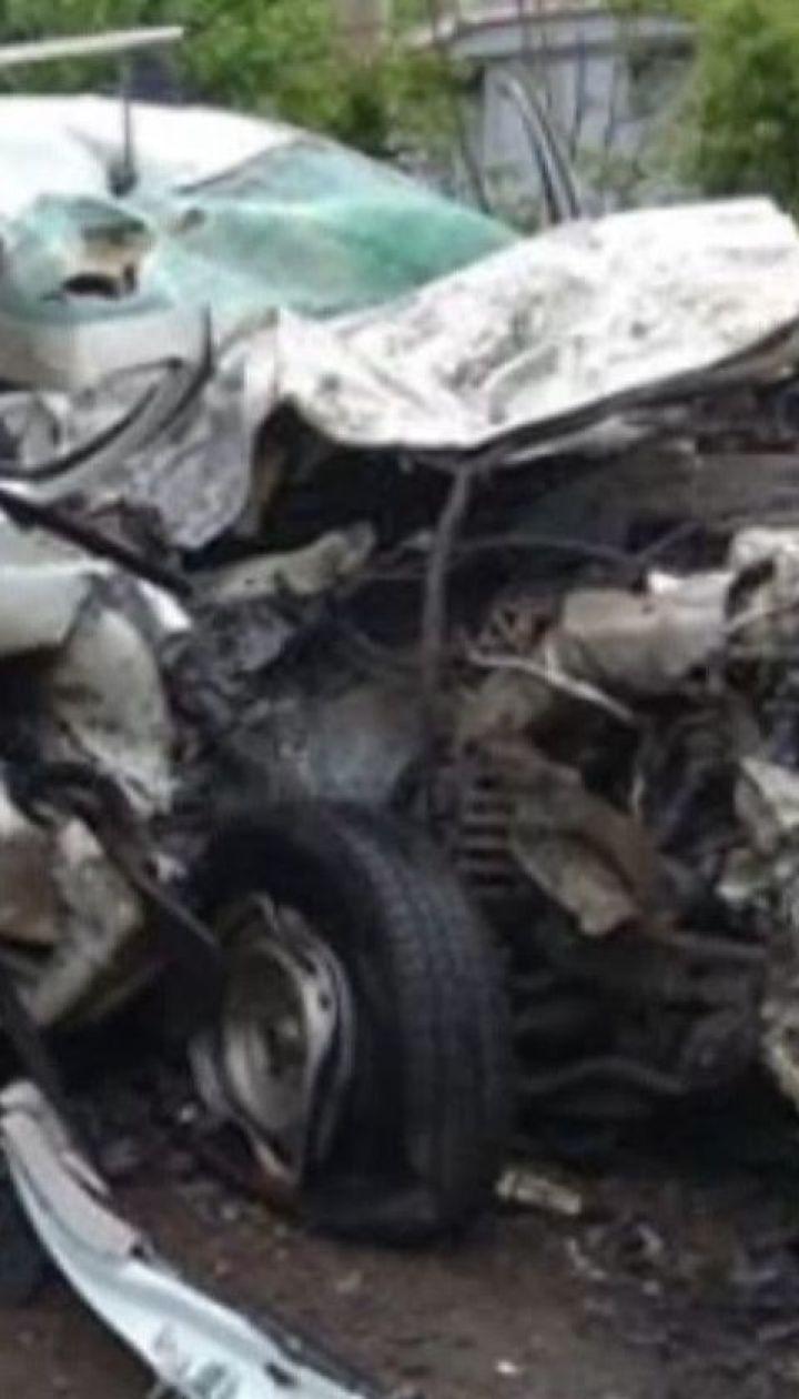"""У ДТП потрапили співробітники """"Укренерго"""", які поверталися з ремонту лінії електропередач"""