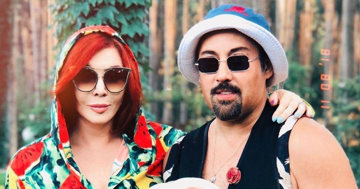 Экс-супруг Ирины Билык публично попросил ее снова выйти за него замуж