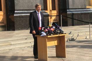 """Данилюк прокомментировал заявление совладельца """"Квартала 95"""" относительно закона о языке"""