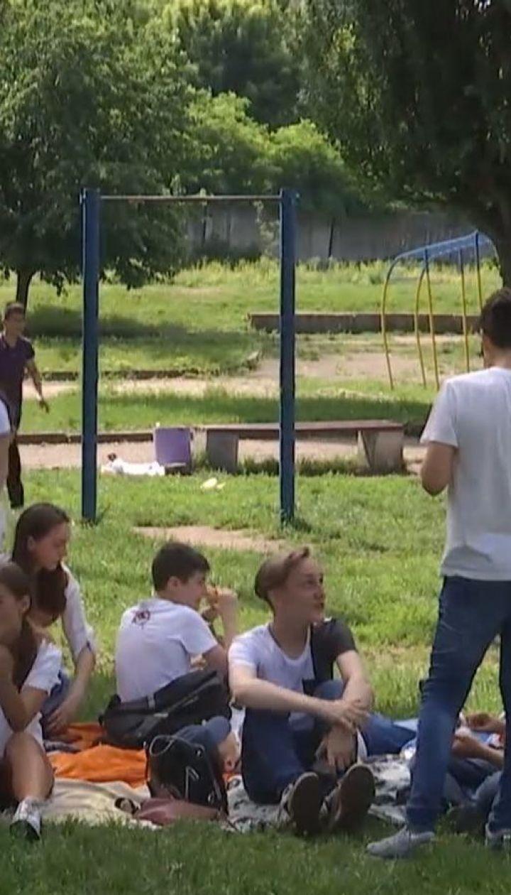 Вместо запуска шариков в небо, украинские школьники придумывают экологические альтернативы