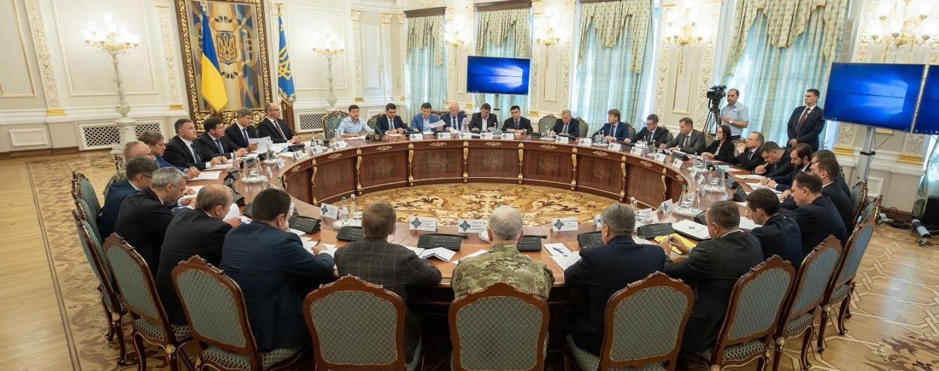 """В СНБО заявили, что """"работают над решением"""" в связи с анонсированным телемостом между Украиной и Россией"""