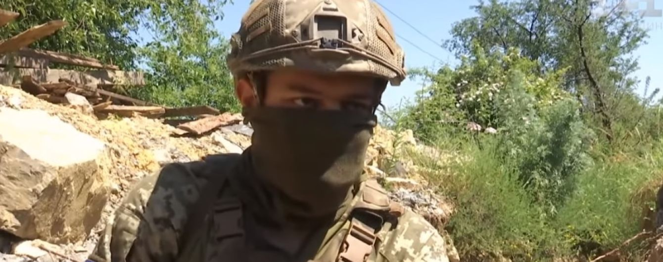 """""""Сборная НАТО"""" под Докучаевском: иностранные добровольцы рассказали, как им служится на Донбассе"""