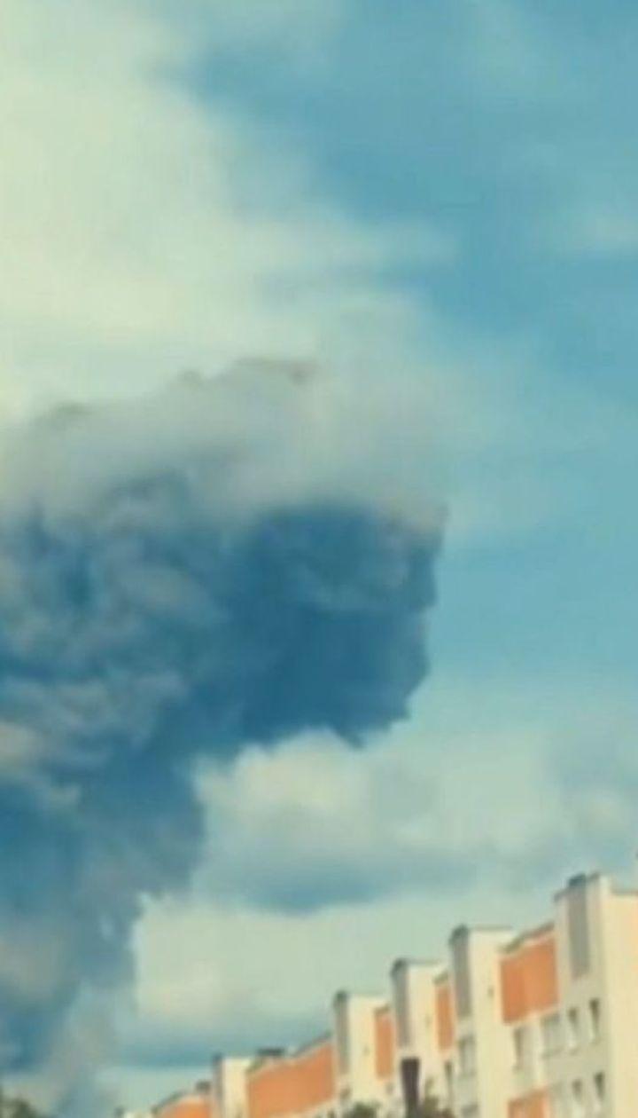 Десятки человек получили ранения в результате взрывов на оборонном заводе в России