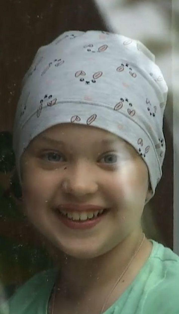Невероятный сюрприз на День рождения онкобольной девочке устроили жители Ровно