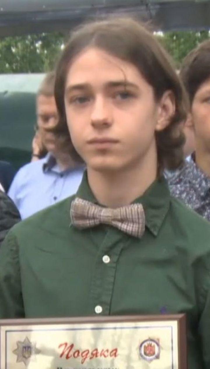 15-летний подросток спас из реки детей в Житомире