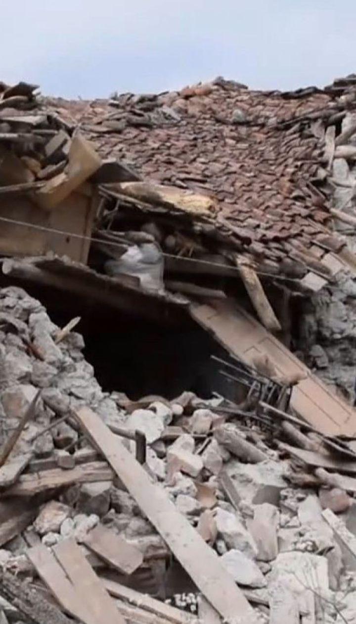 Разрушительное землетрясение всколыхнуло Балканы