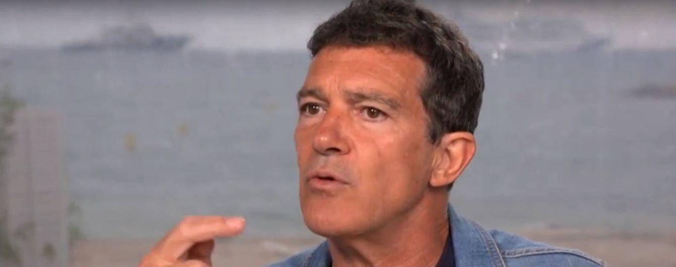 Антонио Бандерас рассуждает сменить профессию
