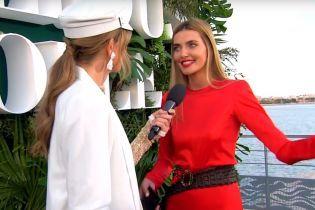 Модель Алина Байкова намекнула, что хочет уйти в политику