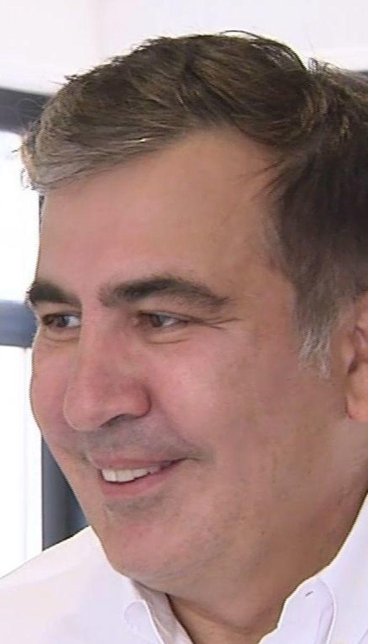 О депрессии после депортации, отношениях с Порошенко и недвижимости: интервью с Михеилом Саакашвили