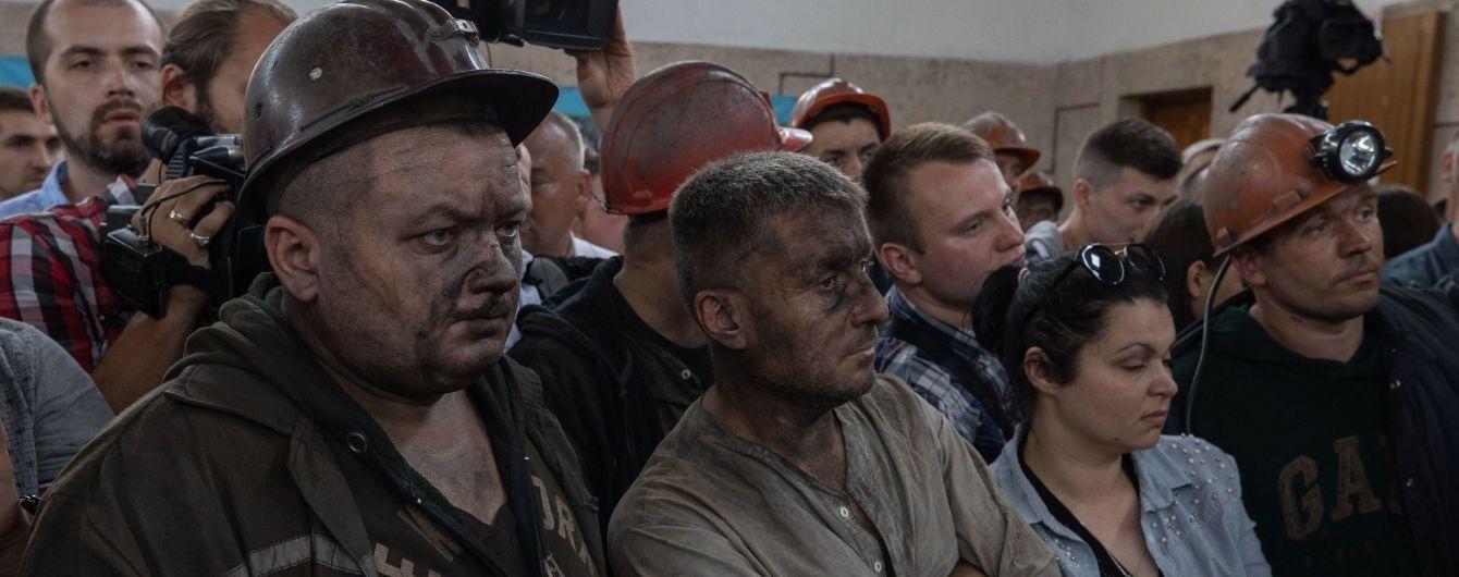На шахте в Днепропетровской области рассказали о состоянии пострадавших в пожаре горняков